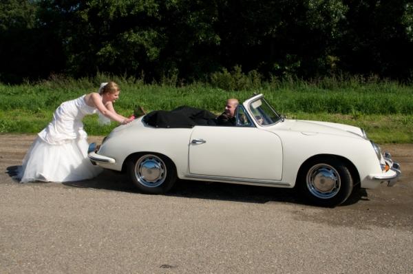Bruidsreportage door trouwfotograaf uit Apeldoorn